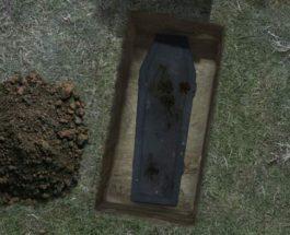 блогер гроб