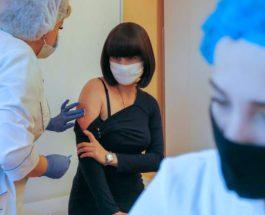 вакцинация, Москва, коронавирус,