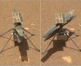 вертолет, Марс, Ingenuity,