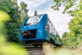 водородные поезда, Европа, Coradia iLint,