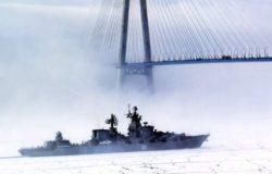 Россия начнет прокладку глубоководного кабеля связи в Арктике