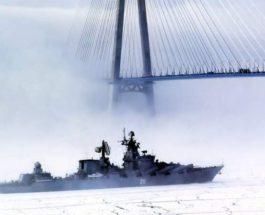 глубоководный кабель, Арктика, Россия,