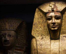 мумия, беременная женщина,