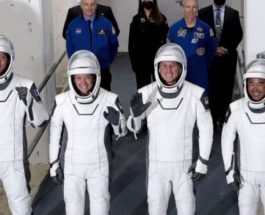 пилоты, NASA, SpaceX,