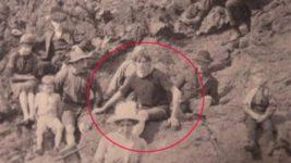 путешественник во времени, фото, 1917,