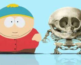 скелеты, художник, мультфильмы, персонажи,