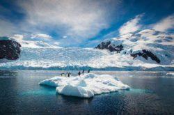 Дни могут стать длиннее, если полярные ледяные шапки будут продолжать таять, поскольку Земля станет тяжелее