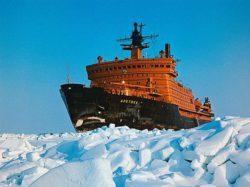Может ли торпеда потопить ледокол?