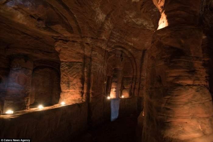 пещеры, тамплиеры,