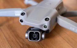 DJI представляет дрон Air 2S с 20-мегапиксельной камерой