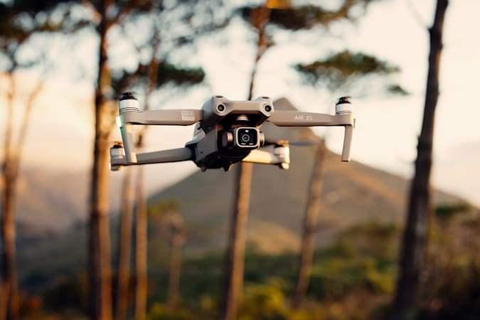 Air 2S, дрон,