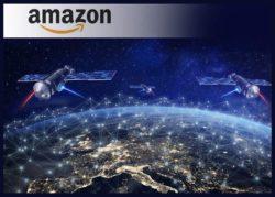 Amazon запускает проект спутникового интернета