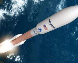 Amazon Project Kuiper, Atlas V,