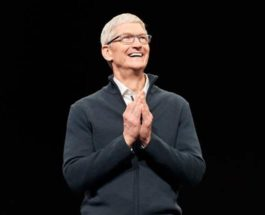 Apple, Тим Кук,