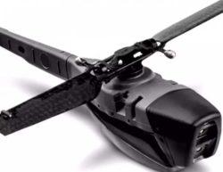 Black Hornet 3 — самый маленький военный дрон в мире (ВИДЕО)