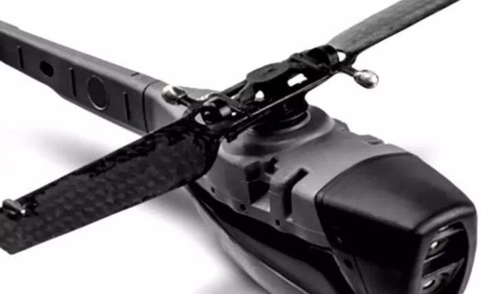 Black Hornet 3, дрон,