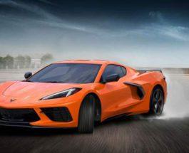 Chevrolet, Corvette 2022, C8,
