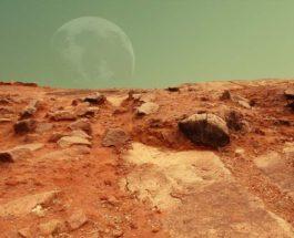 Curiosity, Марс, высох,