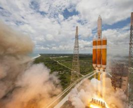 Delta IV Heavy, ракета, секретный спутник, США,
