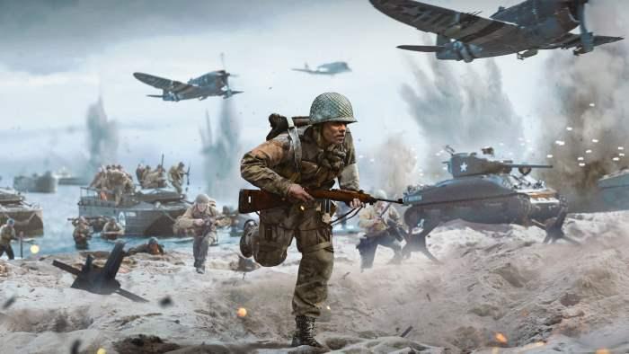 Enlisted, игра, Вторая Мировая,