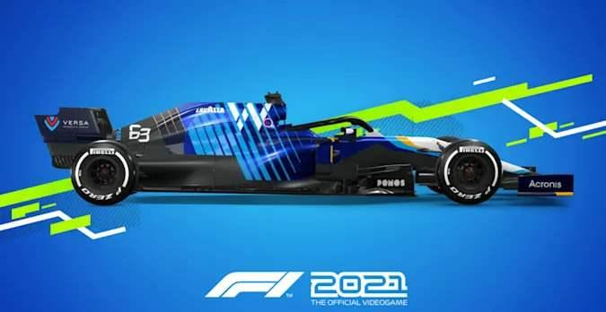 F1 2021, игра,