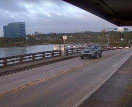Hyundai Santa Fe, США, раздвижной мост,