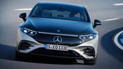 Эффектно: представили самый потрясающий электромобиль Mercedes (ВИДЕО)
