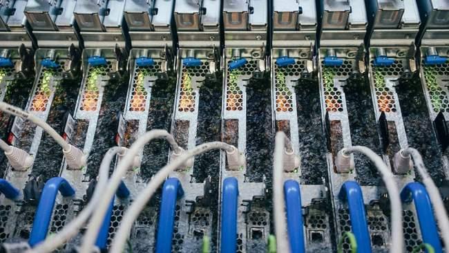 Microsoft, серверы, охлаждение,