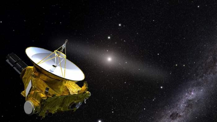 New Horizons,