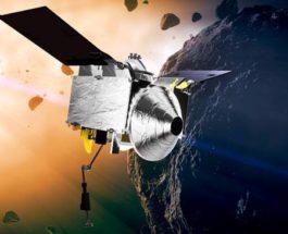 OSIRIS-REx, Бенну, астероид, НАСА,