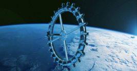 Orbital Assembly Corporation, отель, космос,