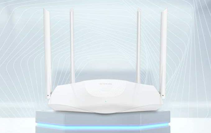 Tenda RX3, Wi-Fi 6, роутер,