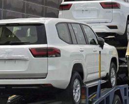 Toyota Land Cruiser 300,