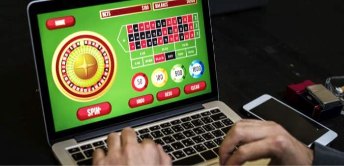 Sports betting, online poker or casino