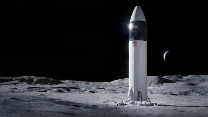 SpaceX, Луна, Илон Маск,