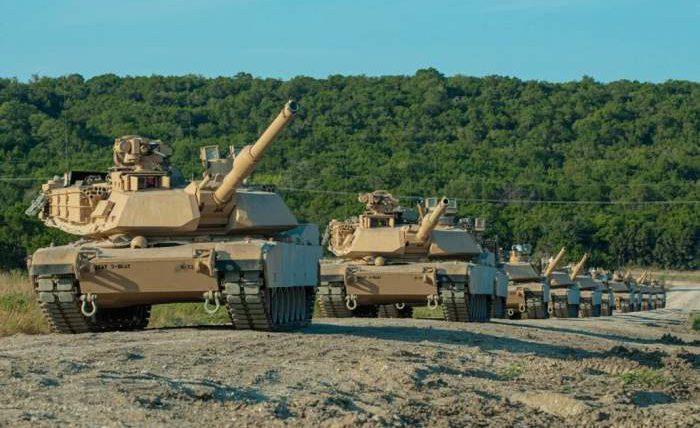 Австралия, США, Абрамс, танк, Abrams,