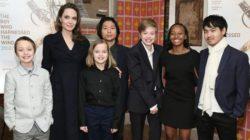 Джоли шокировала откровенным признанием о Брэде Питте и их детях