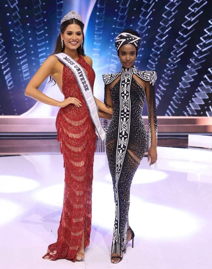 Андреа Меса, Мисс Вселенная, Мексика,