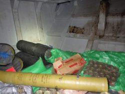 В Аравийском море захвачено судно с оружием производства России и Китая (ФОТО)