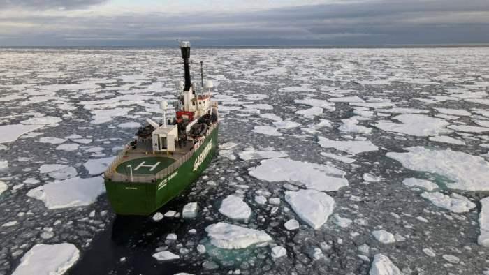 Арктика,