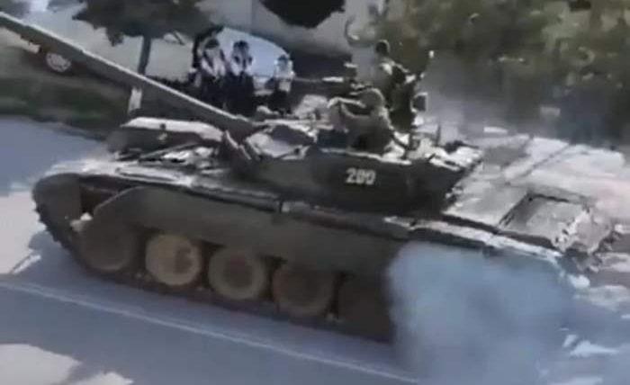 Армия Таджикистана, Таджикистан, Кыргызстан, танки,