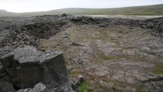 Археологи, пещера, Конец Света, Исландия,