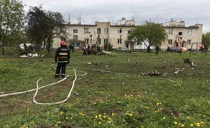 Беларусь, ЯК-130, самолет, катастрофа,