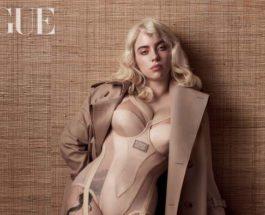Билли Айлиш, певица, Vogue, новый образ,