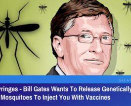 Билл Гейтс, комары, мутанты,