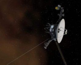 Вояджер-1, межзвездное пространство,
