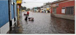 Гватемала, наводнение,