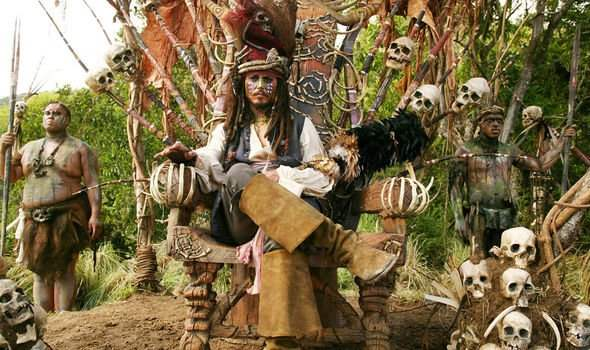 Джек Воробей, Пираты Карибского Моря 6,