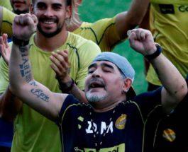 Диего Марадона, смерть,