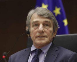Дэвид Сассоли, Европарламент, Россия,